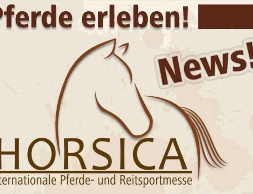 Die HORSICA 2020 in Kassel / Hessen